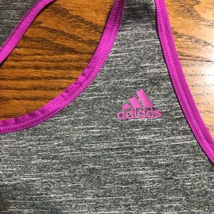 Tops - 😻Adidas athletic tank top